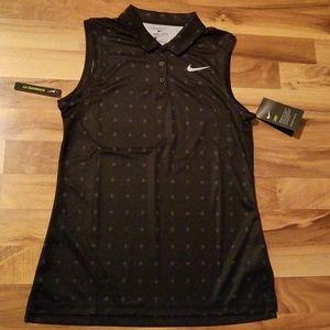 Nike Golf Collar Tank